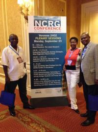 Attendees at the 14th annual NCRG Conference on Gambling and Addiction