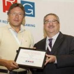 2012 NCRG Outstanding Poster Award Winner Dr. Gerhard Meyer